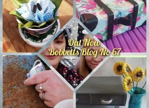 Blog No 67, Miniature Mayhem.