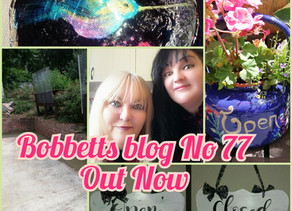 Bobbett's Blog no 77. B.O.B's builders are back, so put the kettle on!