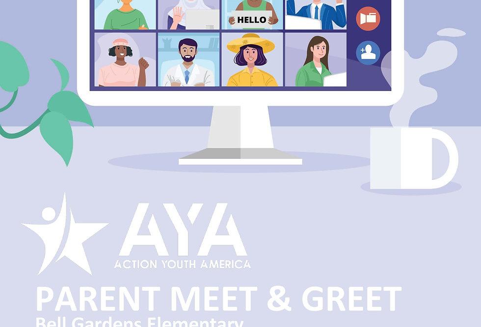 AYA - Parent Meet and Greet