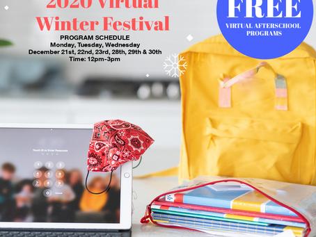 2020 AESD Virtual Winter Festival