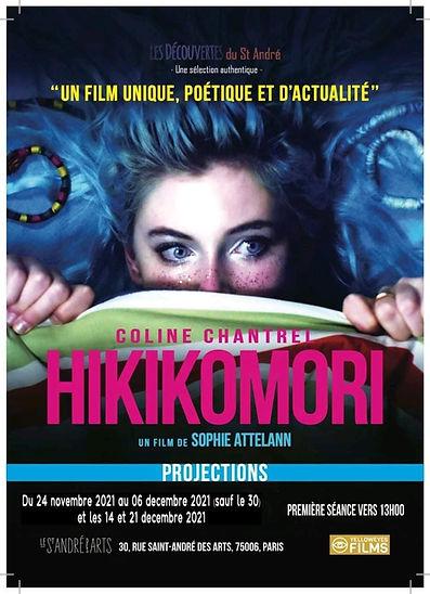 Hikikomori en salle