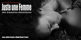 JUSTE UNE FEMME (Nouveau projet)