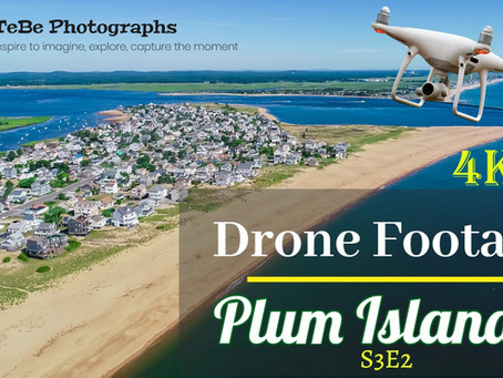 4K/60fps Drone Footage | Plum Island, MA (Part II)
