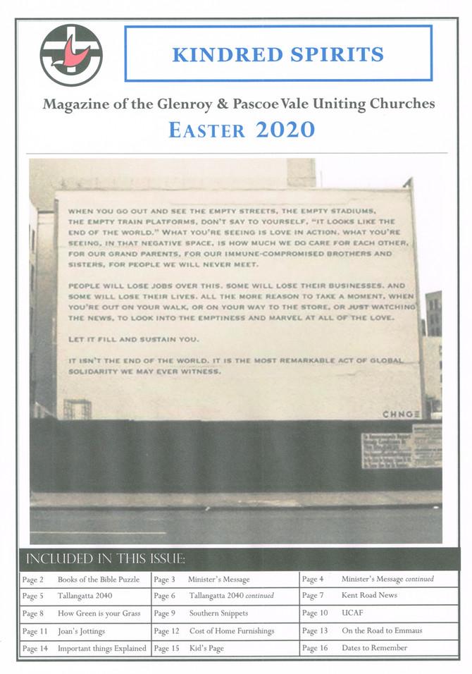 Easter 2020 Magazine