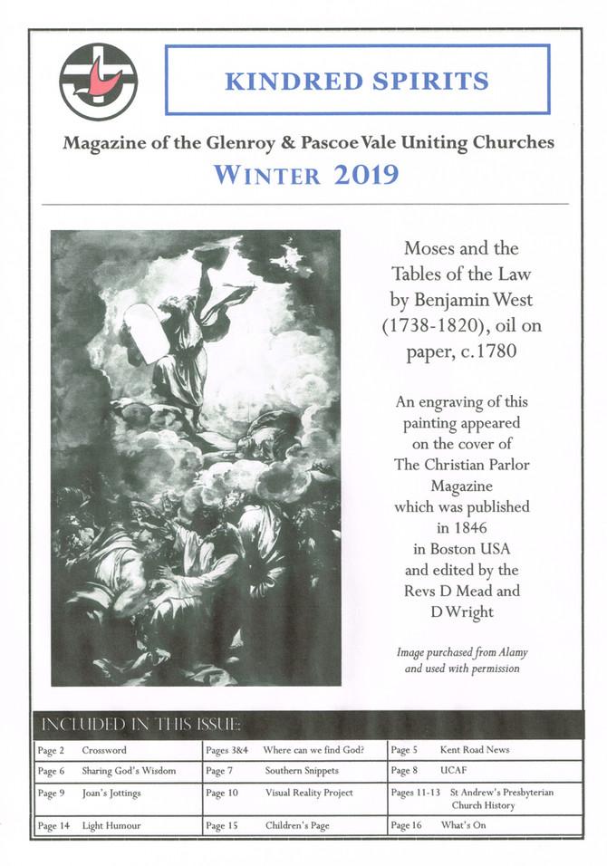 Winter 2019 Magazine