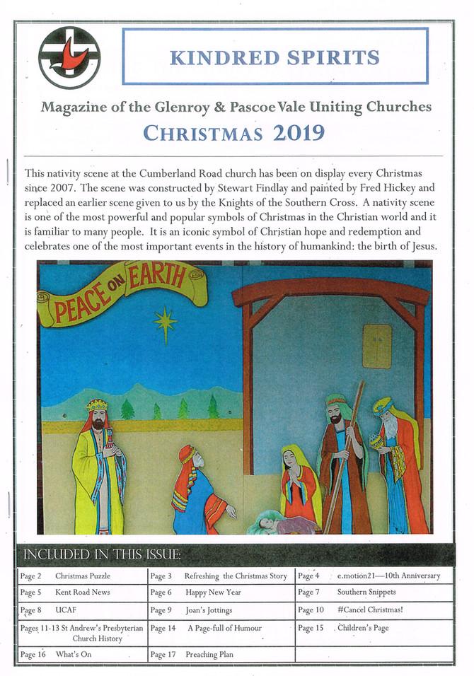 Christmas 2019 Magazine