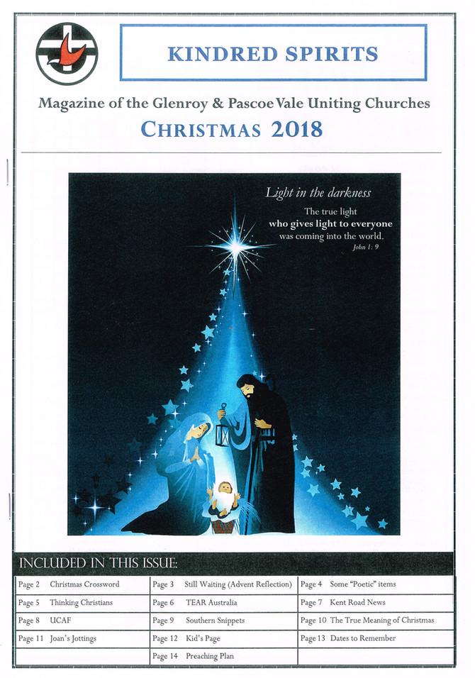 Christmas 2018 Magazine