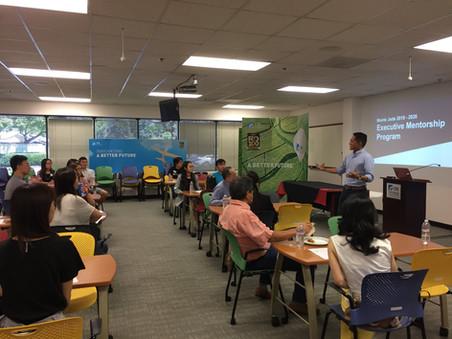 MJAA Mentorship Program Open Houses (2019-08-03, 2019-08-23, 2019-08-30)