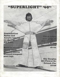 Star Crest Magazine Back Cover ~ Jan - F