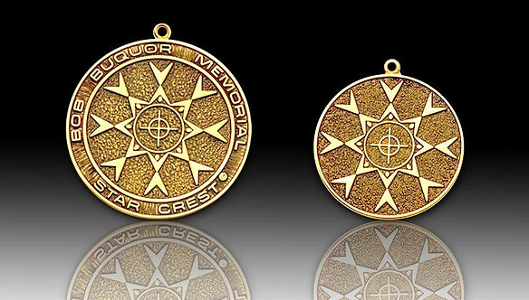 SCR Gold & Silver Medallions