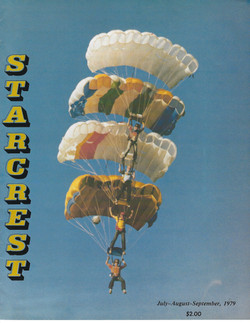 Star Crest Magazine Cover ~ July - Augus