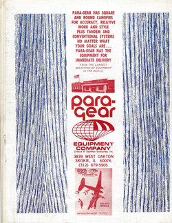 National Parachuting Championship 1976 -