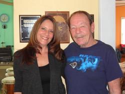 Bill and Bob's daughter Toni