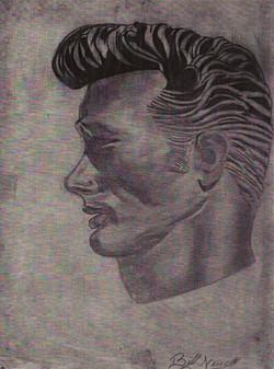 Bill's artwork