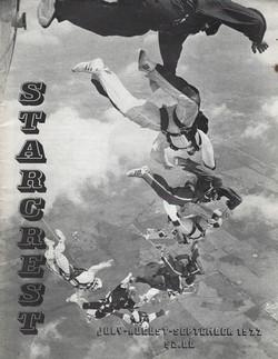 Star Crest Magazine Cover ~ Jul - Aug -
