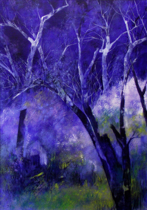 100 x 70 The blue shades of blues.jpg