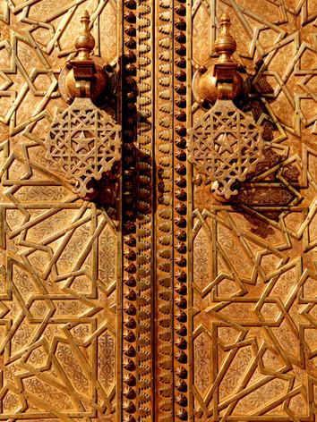 Porta de Ouro - Alceu Bett - Marrakech -