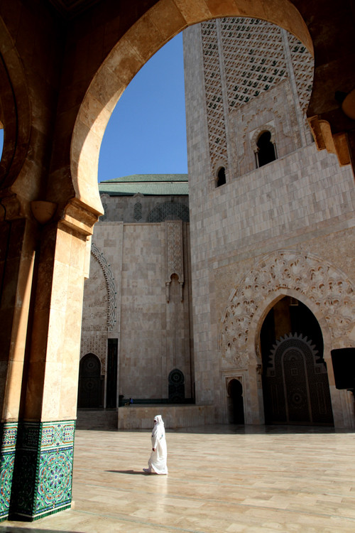 Marroco I - Alceu Bett - Casablanca - Ma