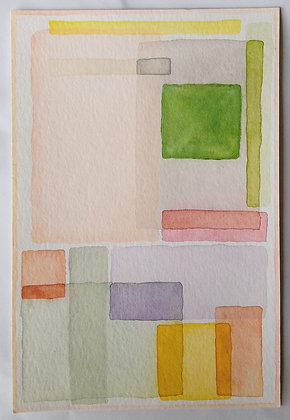Marcos Ruck | Abstrato #1, 2020