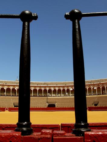 Plaza de Toros - Alceu Bett - Sevilha -