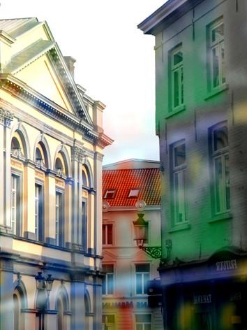 Fog Technicolor II - Alceu Bett - Bruges