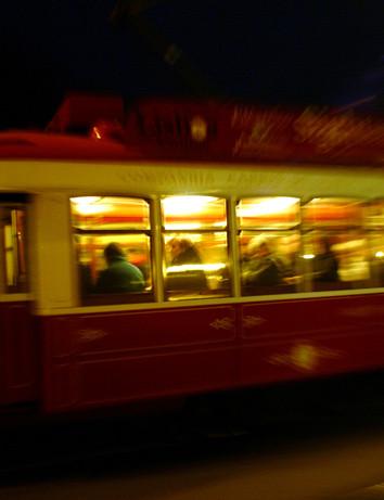 O Bonde - Alceu Bett - Lisboa - Portugal