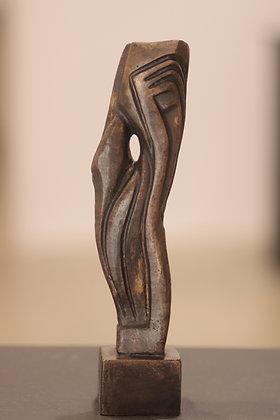 "Pita Camargo | ""Bronze nº 11"""