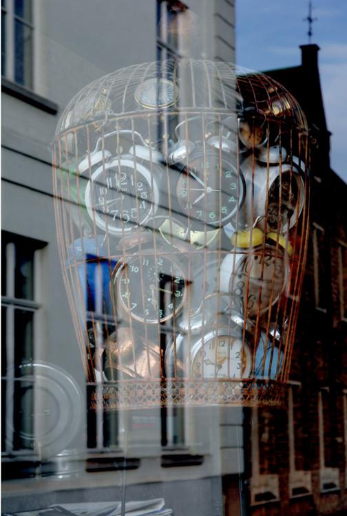 Horológios I - Alceu Bett - Bruges - Bél