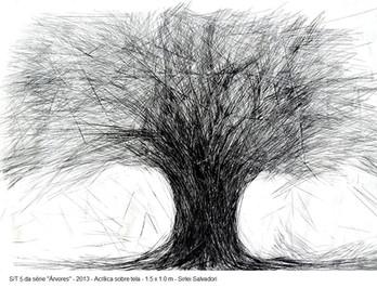 s/titulo - obra 5 da série árvores, 2013