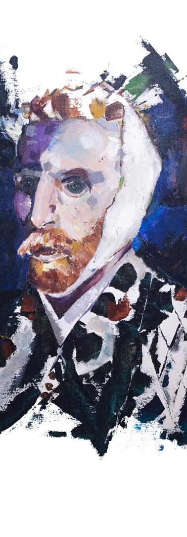 Melancolia à Van Gogh, 2015