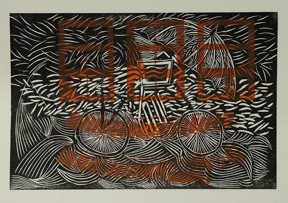 Joel Gehlen  | Aros num campo de trigo,2020