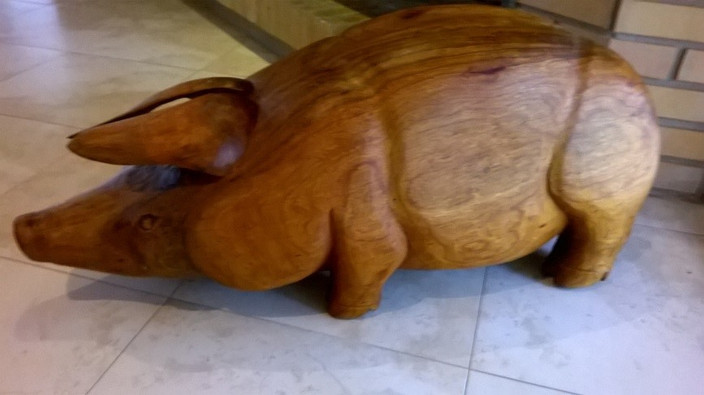 Porco (vendido)