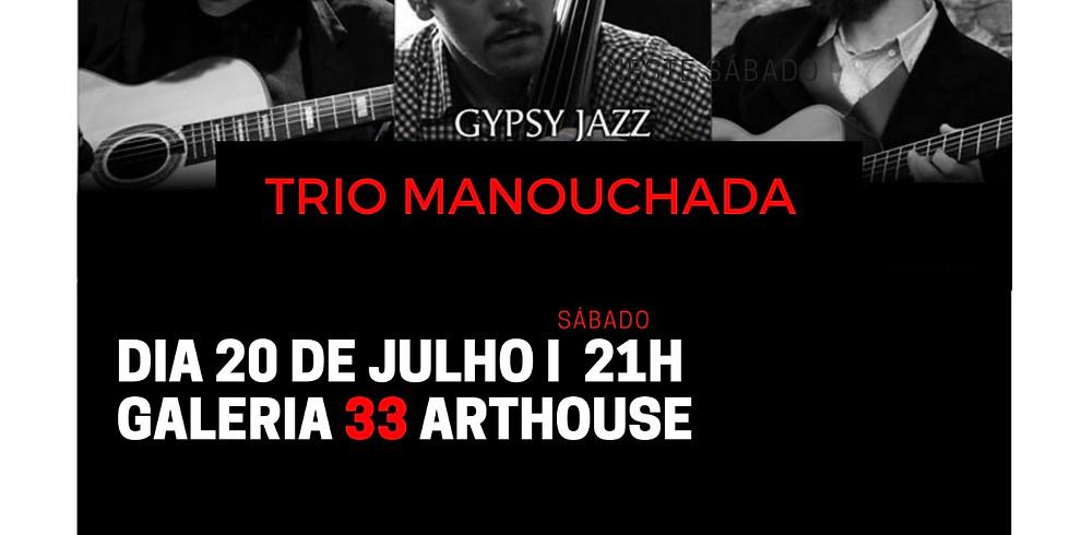 Show Trio Manouchada_Festival de Dança