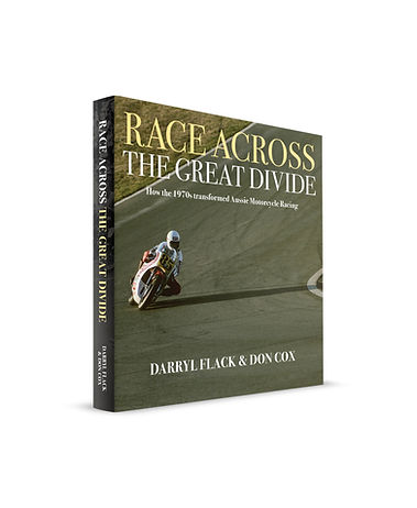Race Across the Great Divide Front Cover