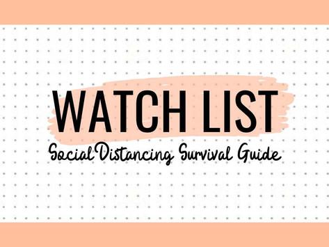 My Watch List