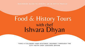 Food & History Tours in the city