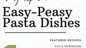 Top 3: Easy Peasy Pastas
