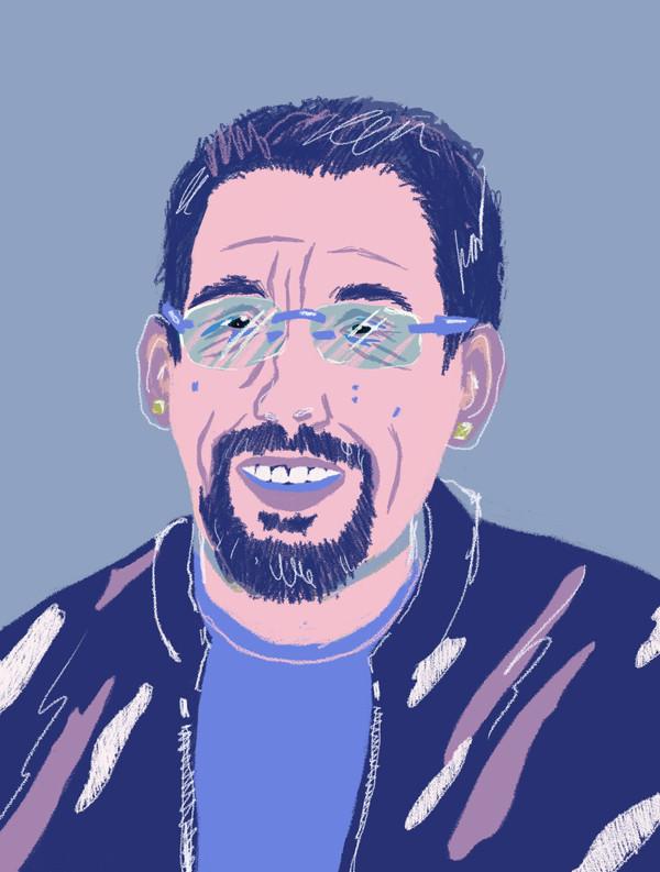 Howie Ratner illustration