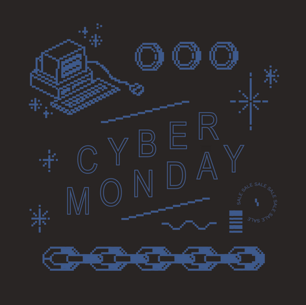 Cyber Monday Promo Graphic