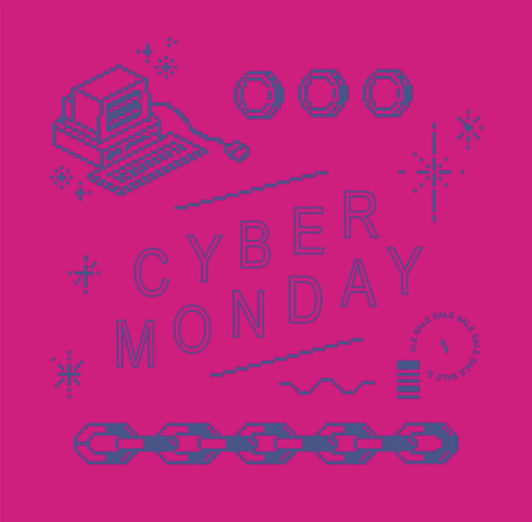 Cyber Monday Promo Animation 2