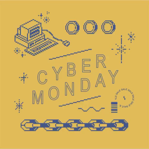 Cyber Monday Promo Animation 1