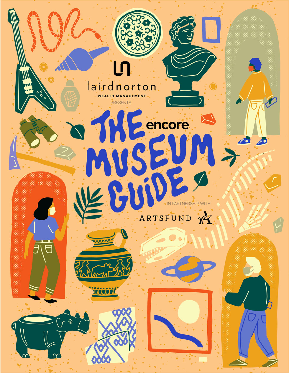 Encore: The Museum Guide cover