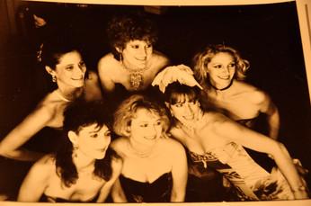 The Madrigirls c 1985