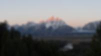 Wyoming Tetons