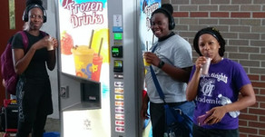 First quinzee placed in a U.S school, under USDA Smart- Snack program for healthier students nutriti