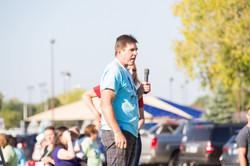 Craig Miller Welcomes 5K entrants