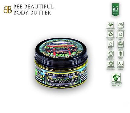 'ZEN BEE'; Hemp & Olive Luxury Body Souffle