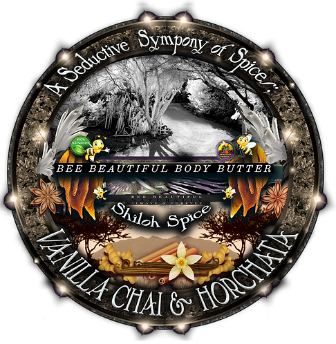'SHILOH SPICE'; Ultra Hydrating Whipped Body Butter