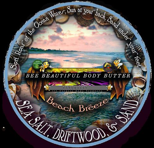 'BEACH BREEZE'; Light Body Creme