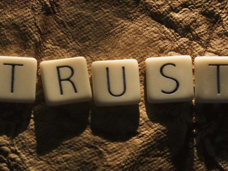 Trust is a double-edged sword